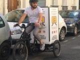 Le tiers lieu la « Cour Cyclette » se lance dans la logistique à vélo !